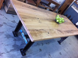 At Deco:Scout Hall Table