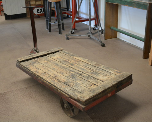 Coffee Table Trolley