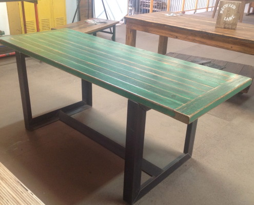 The Ponsford - Industrial Style Dining Table