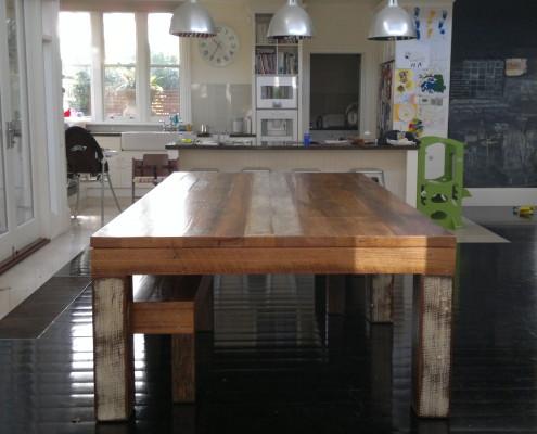 Recycled Lane Melbourne Retrofit Kitchens