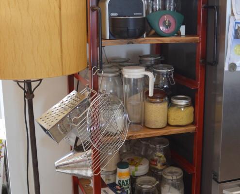 Bespoke Baker's Trolley - Retro Fit Kitchen